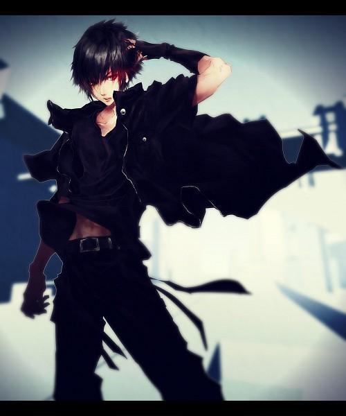 Tags: Anime, Ritttz, Final Fantasy XV, Noctis Lucis Caelum, Fanart From Pixiv, Fanart, Pixiv