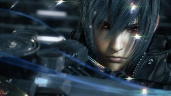Tags: Anime, Nomura Tetsuya, SQUARE ENIX, Final Fantasy XV, Noctis Lucis Caelum, Wallpaper, Facebook Cover, Screenshot