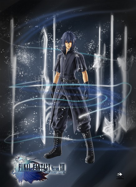 Tags: Anime, SQUARE ENIX, Final Fantasy XV, Noctis Lucis Caelum, Mobile Wallpaper