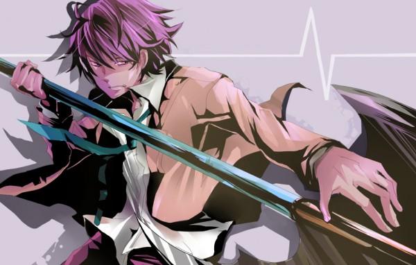 Tags: Anime, Pixiv Id 161478, Angel Beats!, Noda (Angel Beats!), Heartbeat