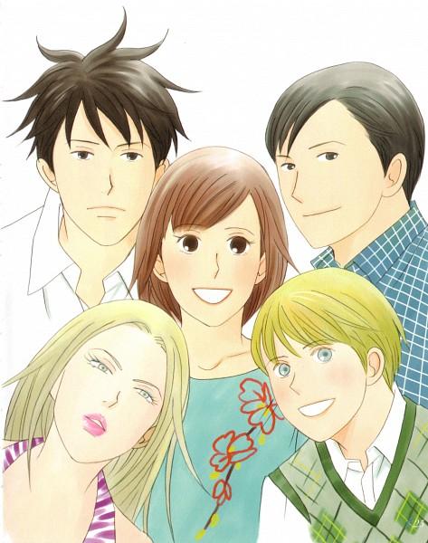 Tags: Anime, Ninomiya Tomoko, Nodame Cantabile, Kuroki Yasunori, Noda Megumi, Franck Latoine, Chiaki Shinichi, Tatiana Vishneva