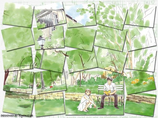 Tags: Anime, Nodame Cantabile, Noda Megumi, Chiaki Shinichi, Garden