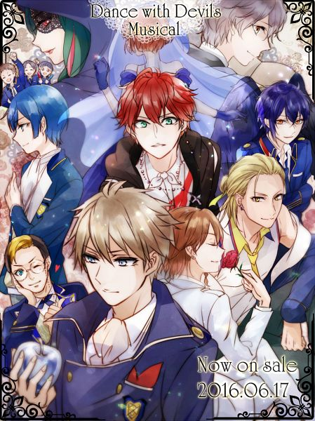Noel (Dance with Devils) - Dance with Devils