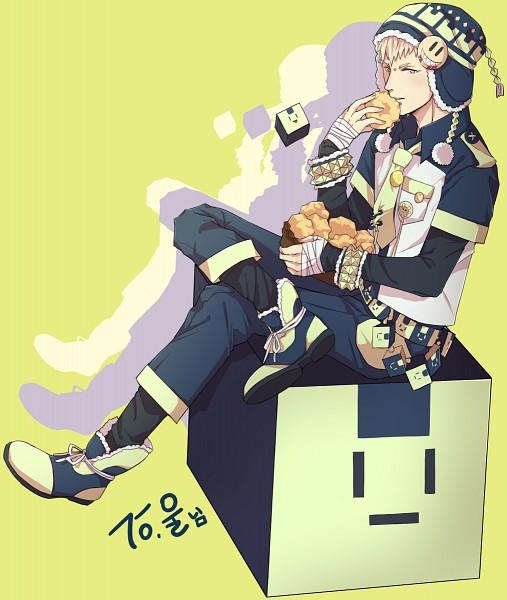 Tags: Anime, Pixiv Id 3870832, DRAMAtical Murder, Noiz (DMMd), Usagimodoki, Pixiv, Fanart, Fanart From Pixiv, PNG Conversion