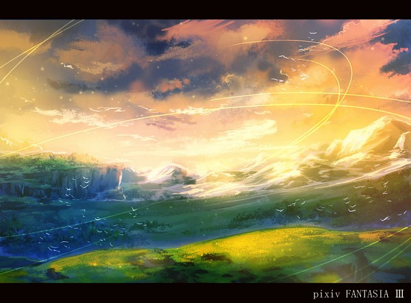 Tags: Anime, Noki (affabile), Pixiv, Pixiv Fantasia