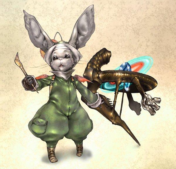 Nono (FFXII) - Final Fantasy XII