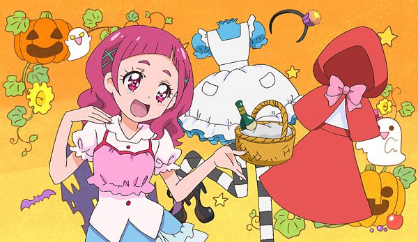 Tags: Anime, HUGtto! Precure, Nono Hana, Screenshot