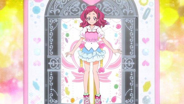 Tags: Anime, Bandai Namco Entertainment, HUGtto! Precure, Nono Hana, Screenshot, Wallpaper