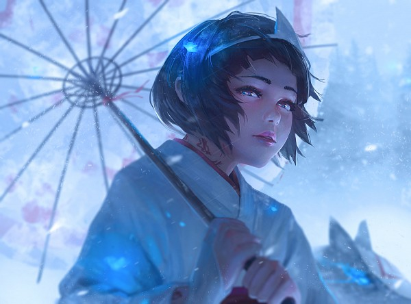 Tags: Anime, GUWEIZ, Noragami, Nora (Noragami), Bridal Gauntlets, deviantART, Tumblr, Fanart, Fanart From DeviantART