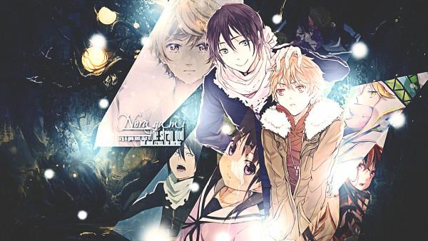 Tags: Anime, Noragami, Yato (Noragami), Iki Hiyori, Yukine (Noragami), Facebook Cover, Wallpaper