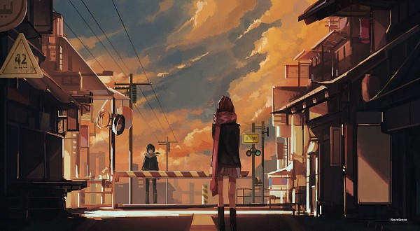Tags: Anime, Pixiv Id 10710834, Noragami, Iki Hiyori, Yato (Noragami), Store, Sign Board, Pixiv, Fanart From Pixiv, Fanart, Facebook Cover