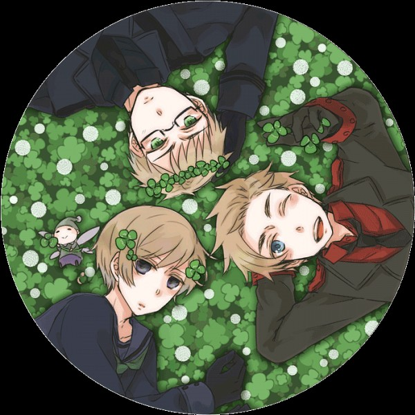 Tags: Anime, Pixiv Id 2194081, Axis Powers: Hetalia, Norway, Finland, Sweden, Denmark, Laying in Circle, Pixiv, Fanart, Fanart From Pixiv, Nordic Countries
