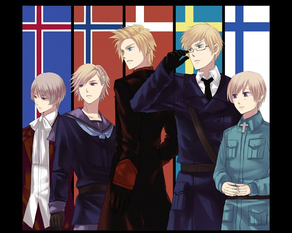 Nordic Countries - Axis Powers: Hetalia
