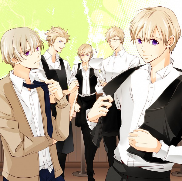 Tags: Anime, SK (HPSK), Axis Powers: Hetalia, Denmark, Iceland, Norway, Finland, Sweden, Nordic Countries