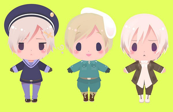 Tags: Anime, Axis Powers: Hetalia, Finland, Iceland, Norway, Flele, Artist Request, Nordic Countries