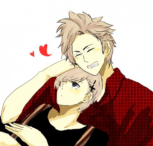 Tags: Anime, Pixiv Id 1767767, Axis Powers: Hetalia, Norway, Denmark, Fanart, Pixiv, Fanart From Pixiv, Nordic Countries
