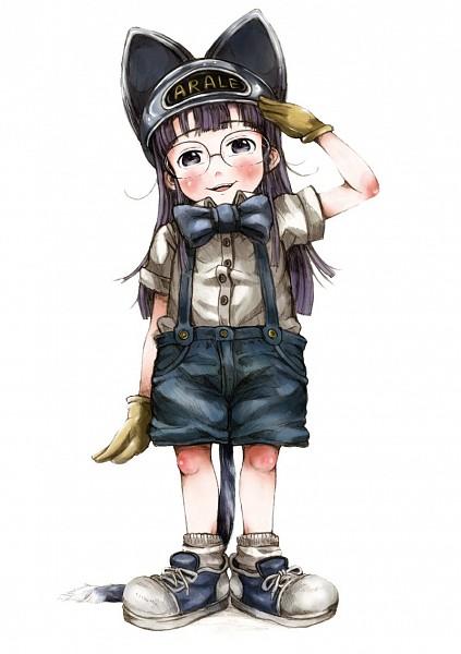 Tags: Anime, Gomennasai, Dr.Slump, Norimaki Arale, Cat Hat, Pixiv, Fanart
