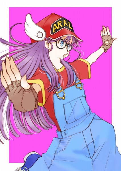 Tags: Anime, Dr.Slump, Norimaki Arale