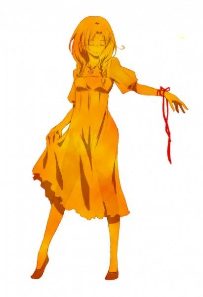 Tags: Anime, Nibi Tori, Axis Powers: Hetalia, North Italy (Female), Nyotalia, Mobile Wallpaper, Axis Power Countries