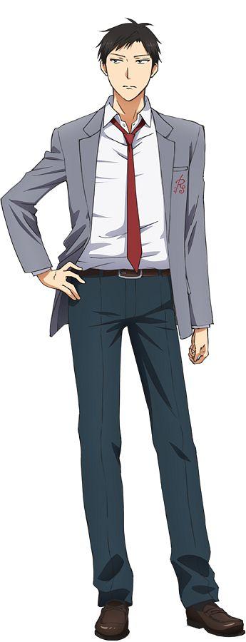 Nozaki Umetarou - Gekkan Shoujo Nozaki-kun