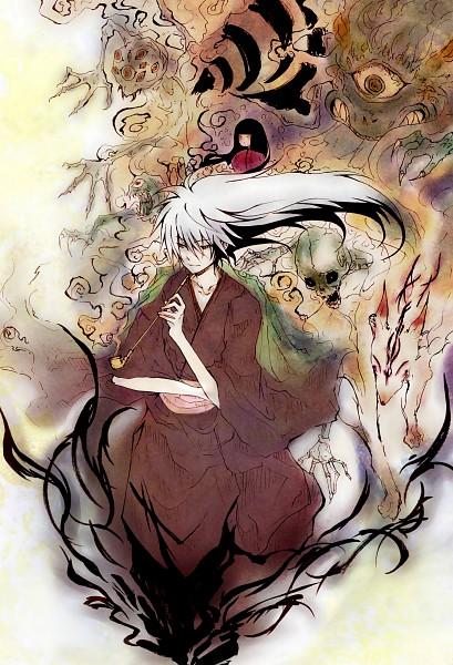 Tags: Anime, Fleur-de-lis, Nurarihyon no Mago, Nura Rikuo (Youkai), Pixiv, Nura Rikuo, Nura: Rise Of The Yokai Clan
