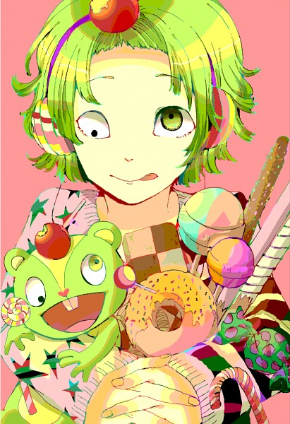 Tags: Anime, Pixiv Id 1993487, Happy Tree Friends, Nutty, Candy Cane, Mobile Wallpaper, Fanart, Pixiv