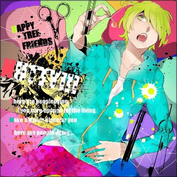 Tags: Anime, Pixiv Id 2767023, Happy Tree Friends, Nutty