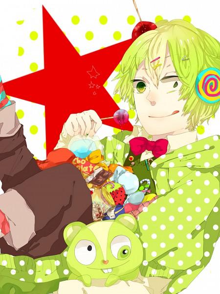 Tags: Anime, Tsutou, Happy Tree Friends, Nutty, Pixiv