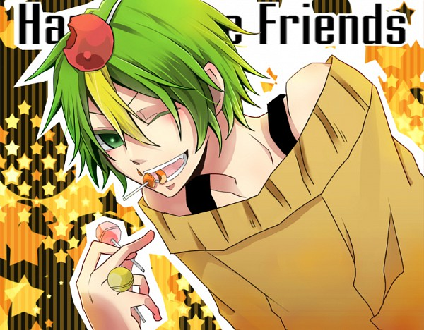 Tags: Anime, Pixiv Id 2806478, Happy Tree Friends, Nutty, Shoulder-less Shirt