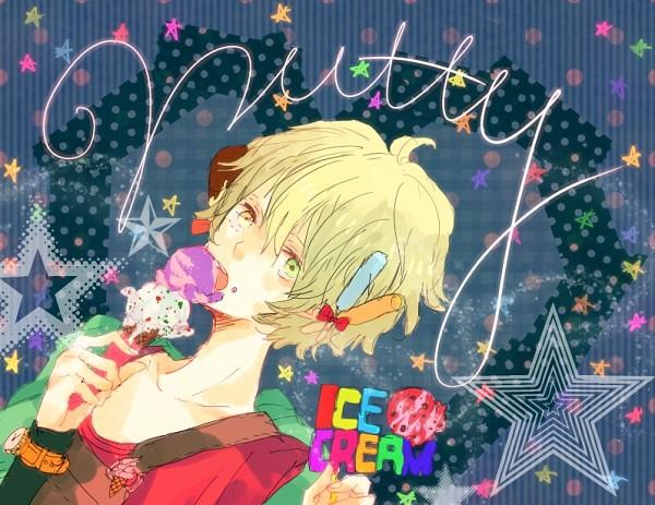 Tags: Anime, Pixiv Id 650587, Happy Tree Friends, Nutty, Pixiv, Fanart