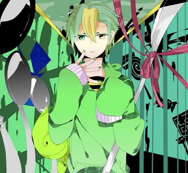 Tags: Anime, Pixiv Id 3013503, Happy Tree Friends, Nutty, Pixiv, Fanart