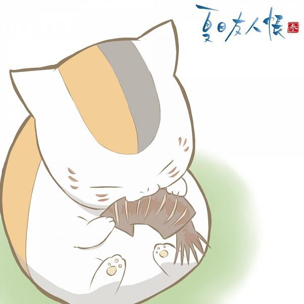 Tags: Anime, Pixiv Id 21518493, Natsume Yuujinchou, Nyanko-sensei, Pixiv, Fanart