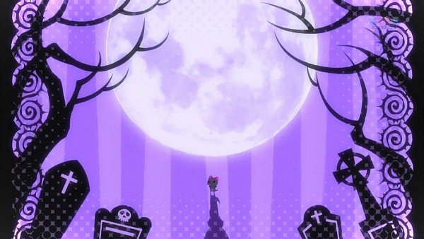 Tags: Anime, Gonzo (Studio), Nyanpire, Nyanpire (character), Grave, Graveyard, Facebook Cover, Wallpaper