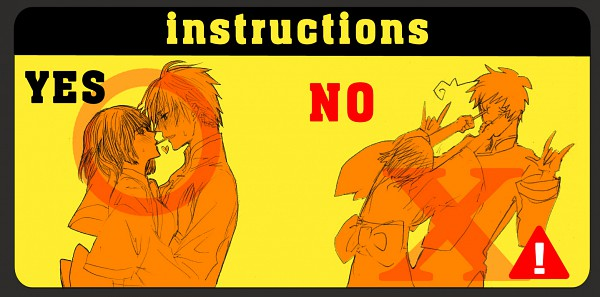 Tags: Anime, Hora (genkou Naka), Axis Powers: Hetalia, Japan (Female), Taiwan (Male), Pocky Game, Nyotalia, Facebook Cover, Asian Countries, Axis Power Countries, Allied Forces
