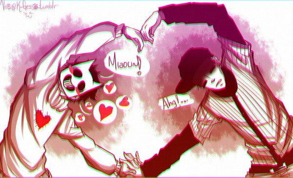 Tags: Anime, OFF (Game), Zacharie, The Batter, Artist Request