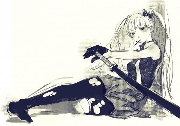 Tags: Anime, OGch, Original, Pixiv