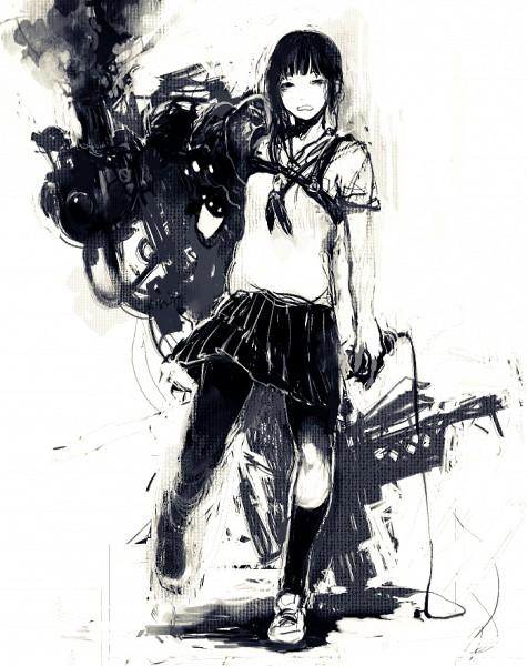 Tags: Anime, OGch, Pixiv, Original