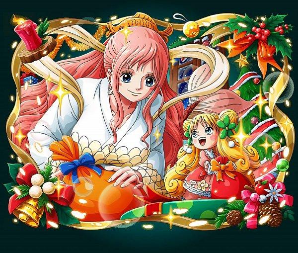 Tags: Anime, ONE PIECE, ONE PIECE: Treasure Cruise, Mansherry, Shirahoshi, Official Art