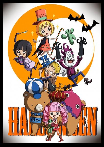 Tags: Anime, Pixiv Id 2266581, ONE PIECE, Perona, Kumashi, Victoria Cindry, Absalom, Gecko Moria, Doctor Hogback, Fanart, Pixiv, Mobile Wallpaper, Fanart From Pixiv