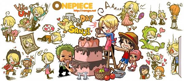 Tags: Anime, Ramga, ONE PIECE, Nico Robin, Tony Tony Chopper, Sanji, Monkey D. Luffy, Nami (ONE PIECE), Usopp, Roronoa Zoro, Facebook Cover, Straw Hat Pirates, The Eleven Supernovas
