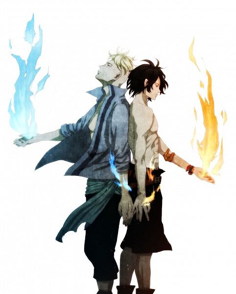 Tags: Anime, Tubakiyaaaa, ONE PIECE, Marco (ONE PIECE), Portgas D. Ace, Fire Fist Ace, Shirohige Pirates, Whitebeard Pirates