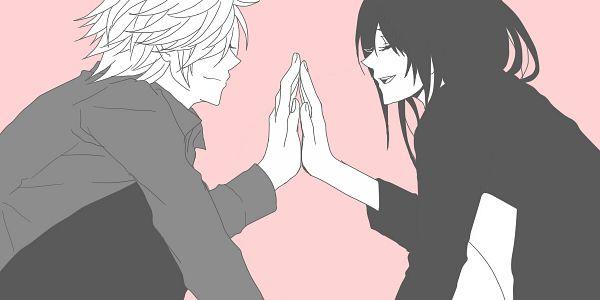 Tags: Anime, OU, Pixiv, Original, Facebook Cover