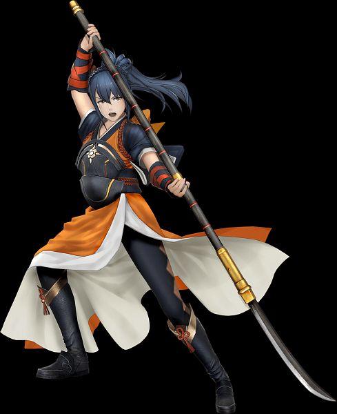 Tags: Anime, ω-Force, Fire Emblem Musou, Oboro (Fire Emblem), Official Art