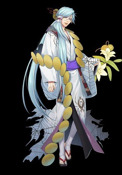 Tags: Anime, miko (Artist), Otomate, DESIGN FACTORY, IDEA FACTORY, Toki no Kizuna, Oboro Yachiyo, Official Art