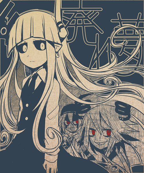 Tags: Anime, Pixiv Id 4314906, Obsolete Dream, Kurotsuno, Deep-Sea Prisoner, Pixiv, Fanart, Fanart From Pixiv