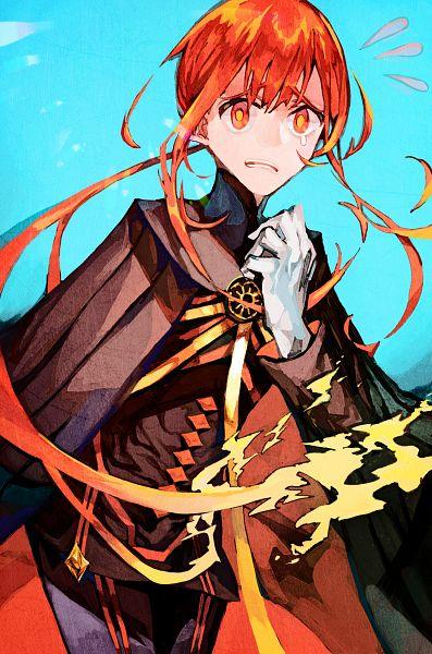 Tags: Anime, Pixiv Id 3493608, Fate/Grand Order, Oda Nobukatsu (Fate/Grand Order), Fanart From Pixiv, Pixiv, Fanart