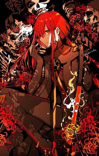 Tags: Anime, rioka (Southern Blue Sky), Fate/Grand Order, Oda Nobukatsu (Fate/Grand Order), Pixiv, Fanart, Fanart From Pixiv