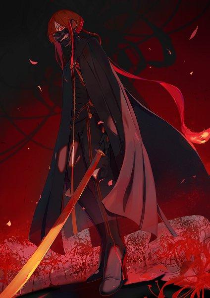 Tags: Anime, Fate/Grand Order, Oda Nobukatsu (Fate/Grand Order)