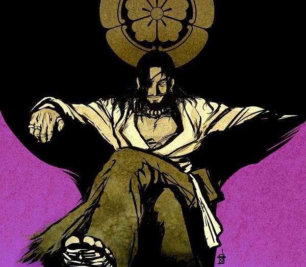 Tags: Anime, Pixiv Id 4992388, Drifters (Manga), Oda Nobunaga (Drifters), Fanart, Fanart From Pixiv, Pixiv