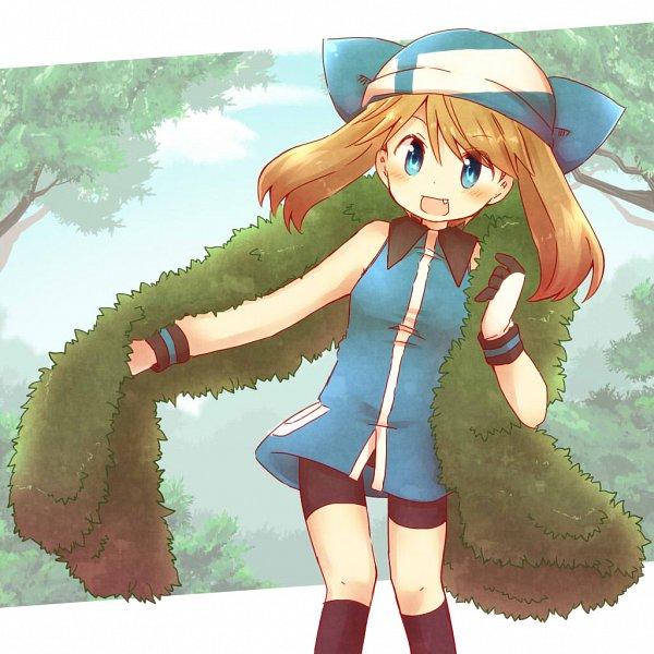 Tags: Anime, Yasai, Pokémon SPECIAL, Pokémon, Odamaki Sapphire, Pixiv, Fanart From Pixiv, Fanart, Sapphire Birch